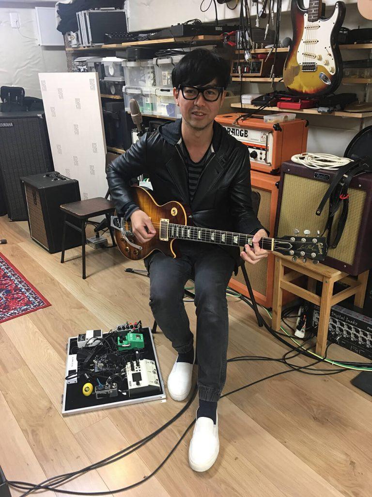 吉田省念/ギタリスト、シンガー・ソングライター